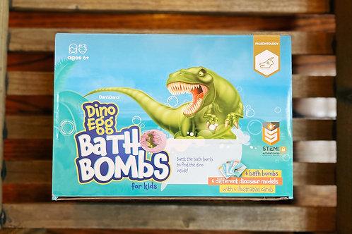 Dino Egg Bath Bombs-Box