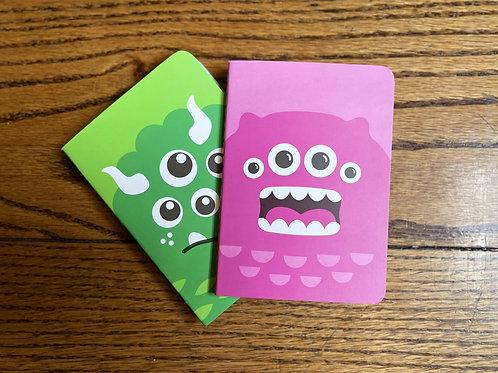 Monster Notebooks