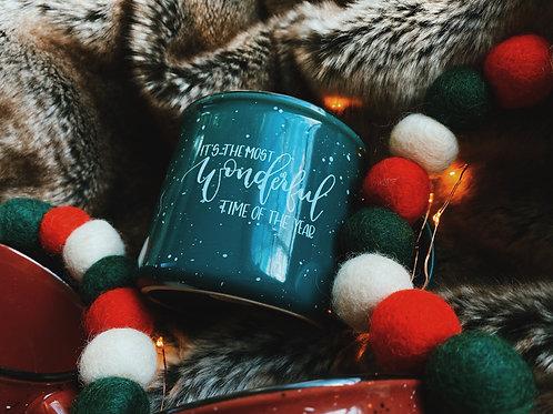 Most Wonderful Time of the Year Mug