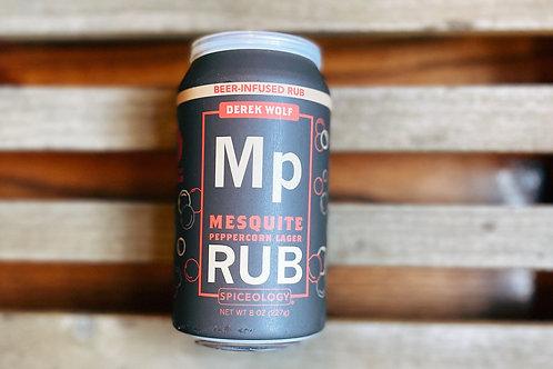 Spiceology Mesquite Peppercorn Lager Rub