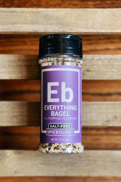 Spiceology Salt Free-Everything Bagel Seasoning