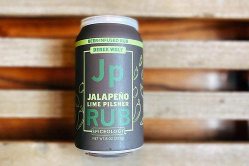 Spiceology Jalapeño Lime Pilsner Rub