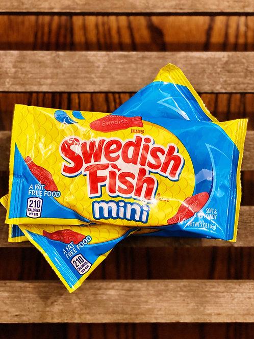 Mini Swedish Fish Bag