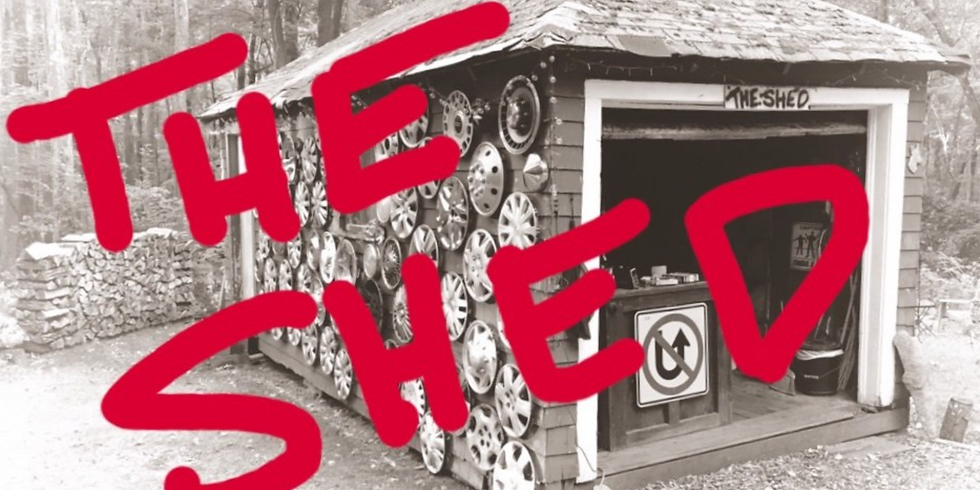 The Shed Returns to The Redding Roadhouse!