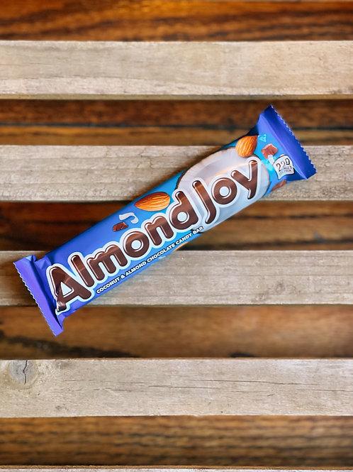 Almond Joy Candy Bar