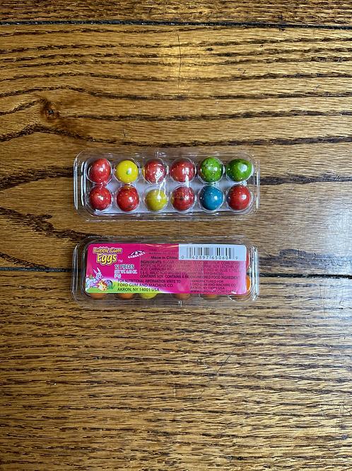 Bubble Gum Egg Carton