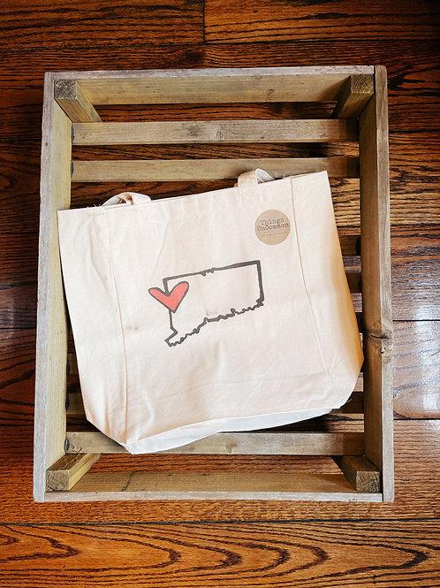 State Love Tote Bag