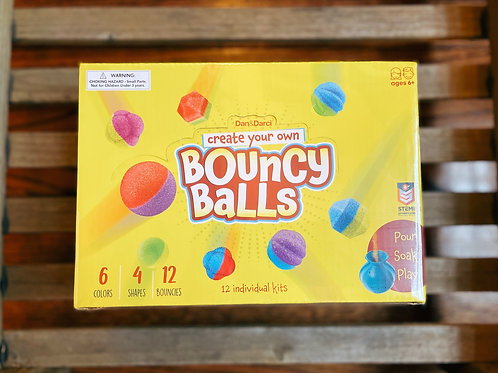 Create Your Own Bouncy Balls- Box
