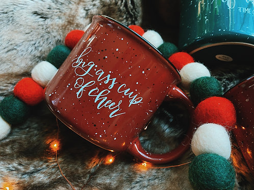 Big Ass Cup of Cheer Mug