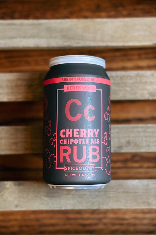 Spiceology Cherry Chipotle Ale Rub