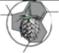 Edelbrau Brewing Company hop logo
