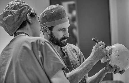 Teaching surgery