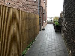 jardin privé a liège