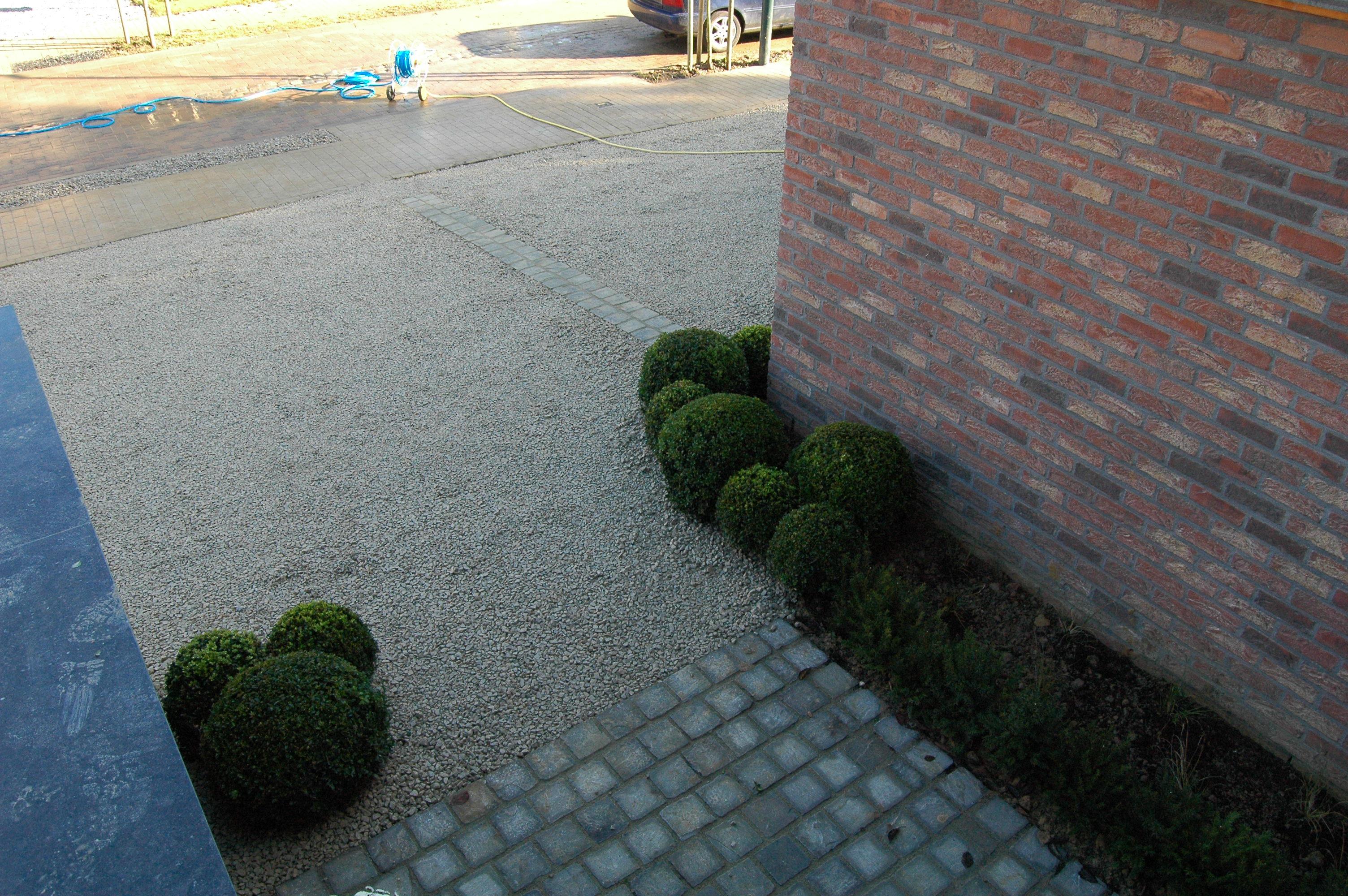jardin priv à Bruxelles
