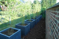jardin privé commune de faimes