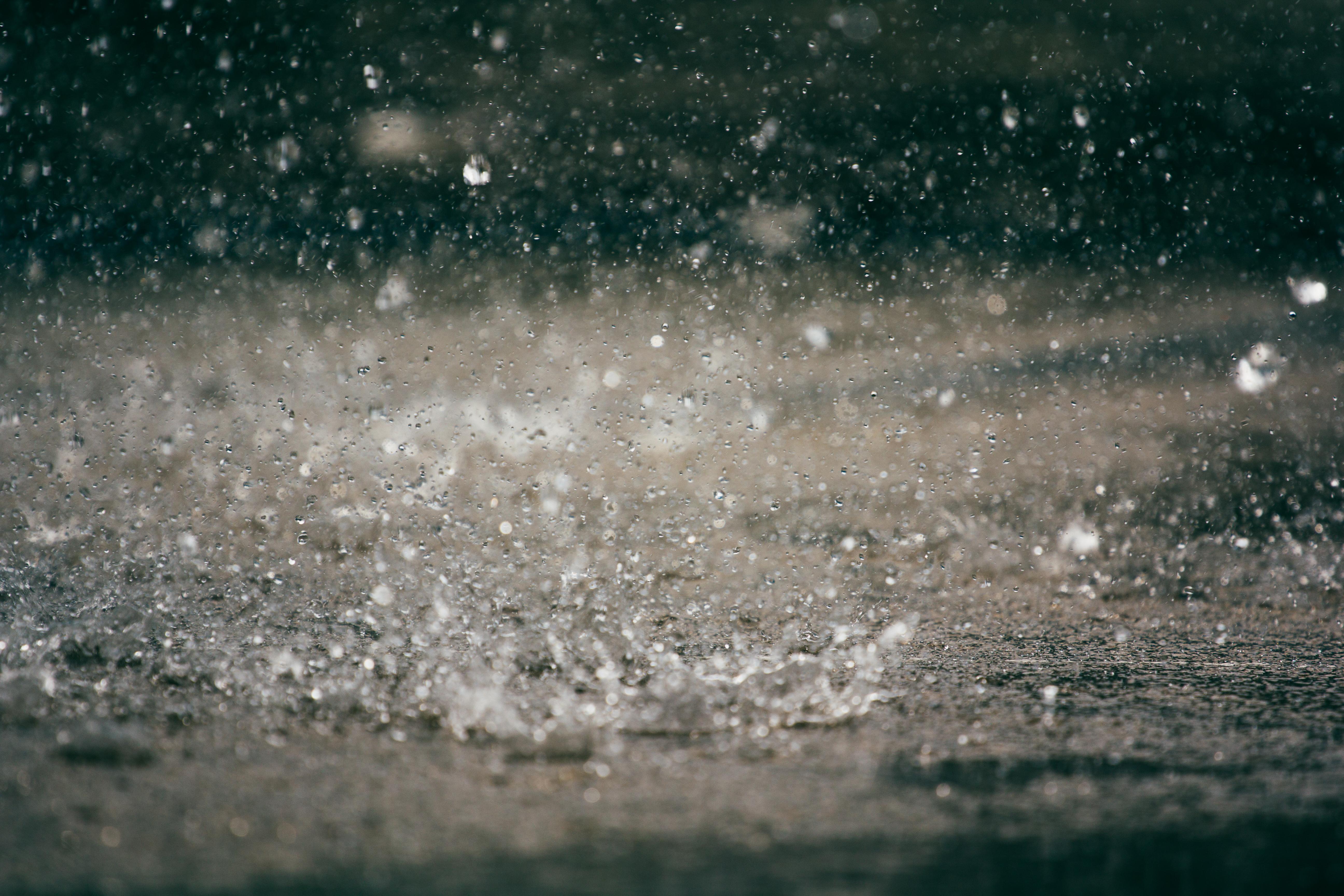 La pluie et le planning