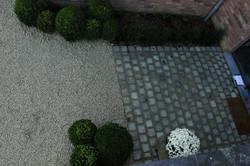 Jardin privé à Bruxelles