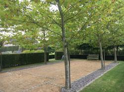 Jardin privé à Faimes