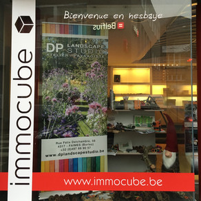 DP Landscape Studio chez IMMOCUBE