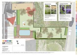 DP Landscape Studio francois piette architecte de jardins plan de jardins aménagements extérieurs do