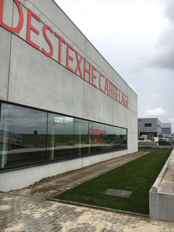 Plantations à Hannut Destexhe Carrel