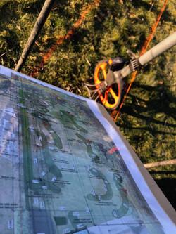 DP Landscape Studio francois piette architecte de jardins installation de chantier borlez plantation