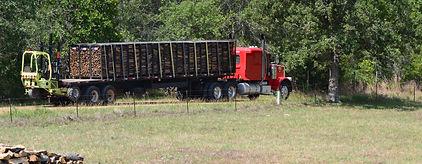 Wood Delivery, Wood Yard, Cook Wood, Logs