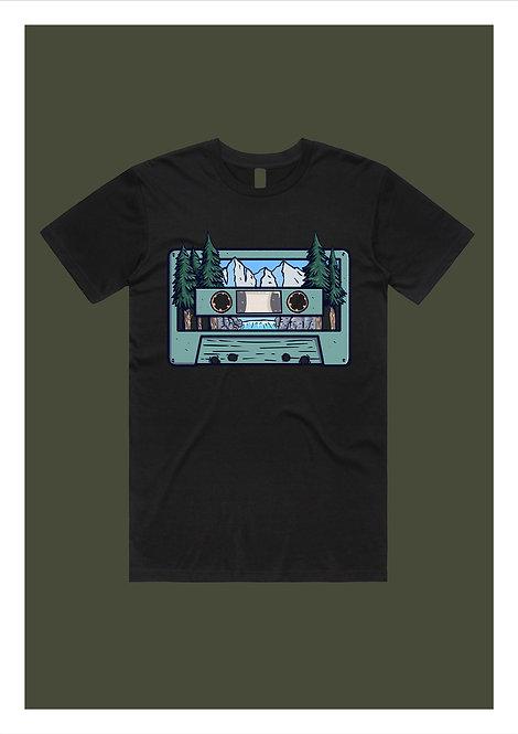 Casset- T-shirt