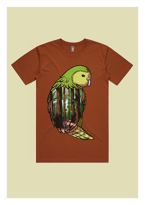 Kākāpō - T-shirt