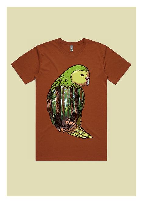 Kakapo - T-shirt