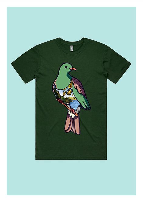 Kererū - T-shirt