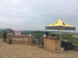 Open air Cinema at Casterley Barn
