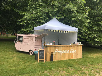 The Prosecco Party at the Old Town festival 2018