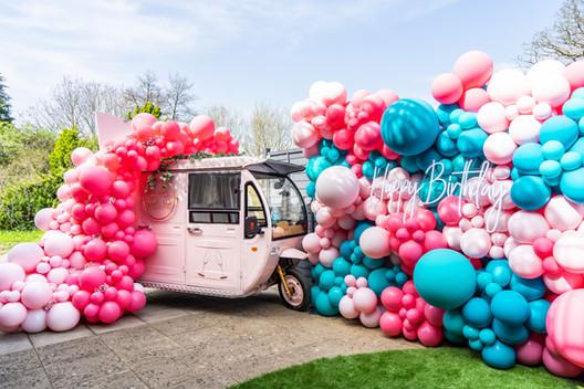The Van - By Lisa Jade Photography