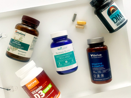 5 Game changing supplements for PCOS & Feminine Wellness