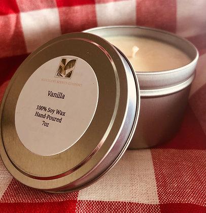 7oz Vanilla Candle