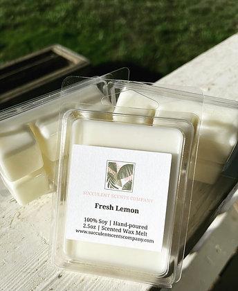 Fresh Lemon Wax Melt