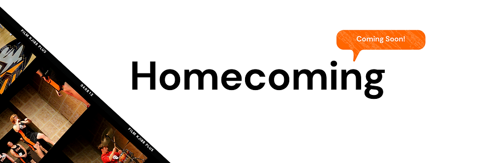Homecoming | Coming Soon! Banner Image