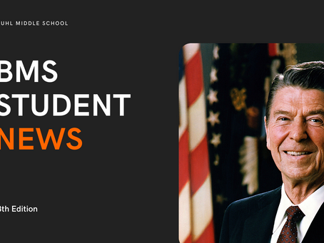 BMS Student News | 8th Edition