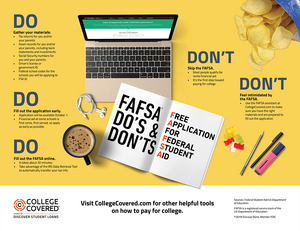 FAFSA Do's & Dont's