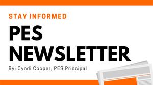 Stay Informed | PES Newsletter Banner