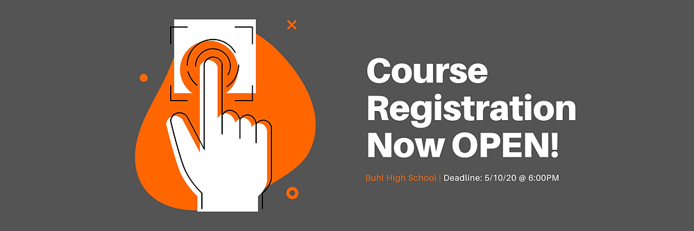 Course Registration Banner Image