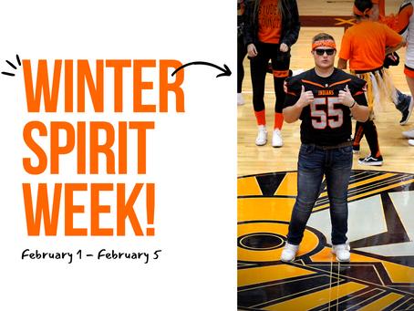 BHS & BMS Winter Spirit Week!