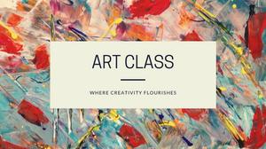 Art Class   Where Creativity Flourishes