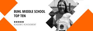 BMS Top Ten   Academic Achievement Banner Image