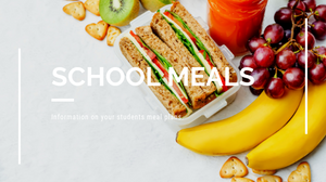 School Meals | Information on your students meal plans