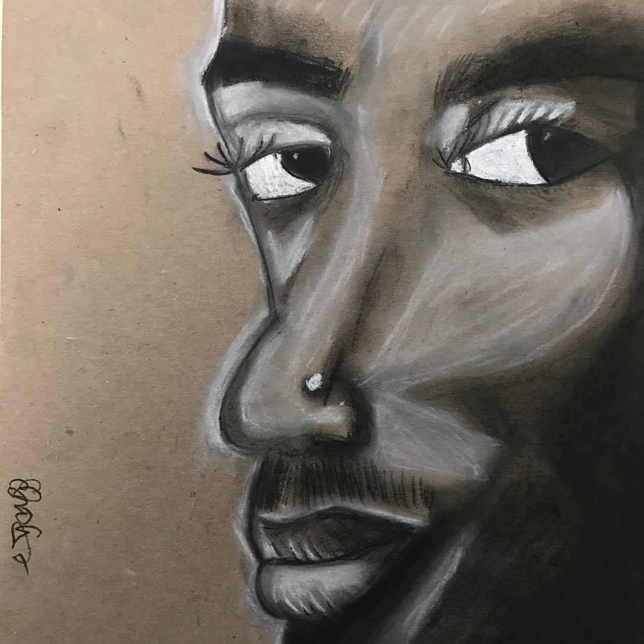 Artist: Echo Cyr, 10th Grade