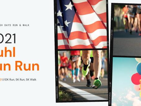 2021 Buhl Fun Run Information