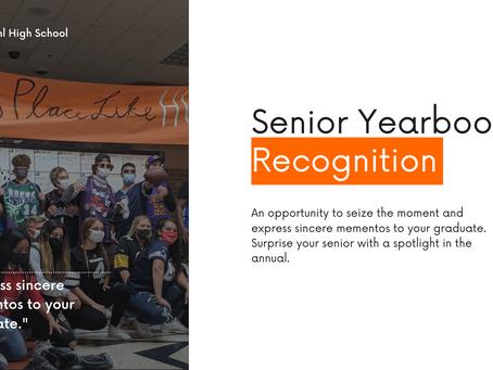 Attention Senior Parents | Senior Graduate Yearbook