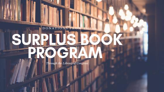 Surplus Book Program
